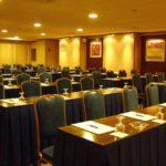 Salones para reuniones de empresas en Hotel Ebora Talavera de la Reina