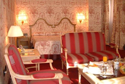 Habitaciones en Talavera de la Reina en Hotel Ebora